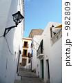 イビサ島の旧市街 982809