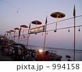 ガンジス川 バラナシ インドの写真 994158