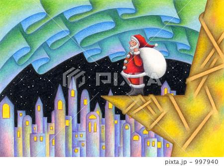オーロラのクリスマスイヴ 997940