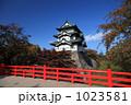 弘前城 下乗橋 お城の写真 1023581