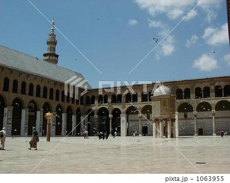 世界遺産 シリア ウマイヤド・モスク 1063955