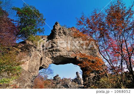 妙義山の石門 1068052