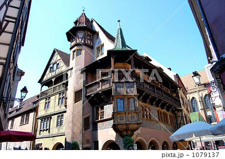 フランス コルマール プフィスタの家 1079137