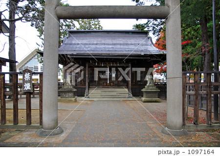 米沢散歩・松岬神社 1097164