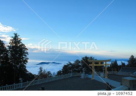 秋葉山の夜明け3 1097452