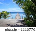 メトル島の桟橋 1110770