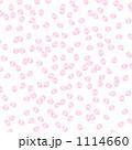 桜の花びら 白背景 1114660