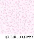 桜の花びら 淡いピンク背景 1114663