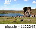 インカ ペルー 湖の写真 1122245