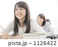 勉強 学習 子供の写真 1126422