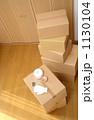 段ボール 梱包 ダンボールの写真 1130104