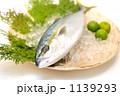 ブリは出世魚、このサイズはツバスと呼びます。 1139293