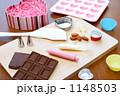 手作りチョコ チョコレート作り 手作りチョコレートの写真 1148503