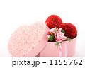 贈物 小箱 ハート型の写真 1155762