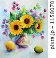 花シリーズ(向日葵) 1158070