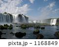 世界三大瀑布 イグアスの滝 イグアスの写真 1168849