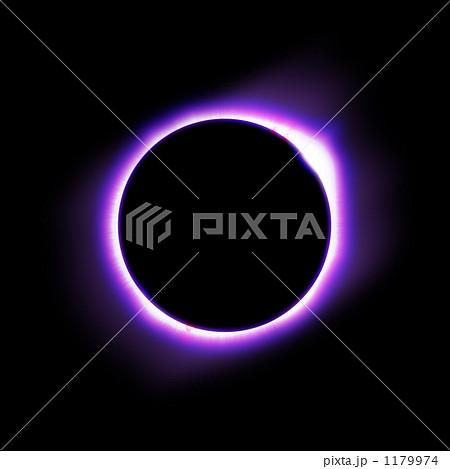皆既日食 1179974