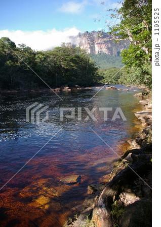茶色の川 1195525