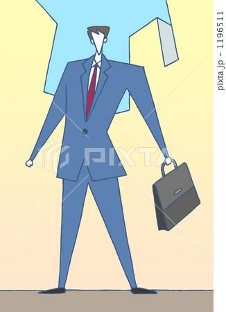 ビジネスマン 1196511