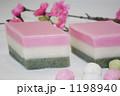 ひしもち ひな菓子 ひし餅の写真 1198940