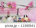 ひし餅 雛菓子 雛まつりの写真 1198941