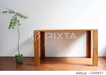 テーブル 洋室 リビングの写真素材 [1200627] - PIXTA