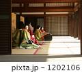 京都御所の官女の人形達 1202106
