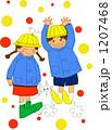 幼稚園児 1207468