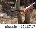 ナタ 刃 ナイフの写真 1218717