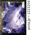 アンティーク・ローズフレーム 1223204