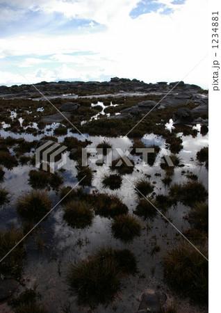 ロライマ山頂の景色 1234881
