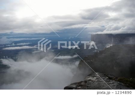 ロライマからの眺望 1234890