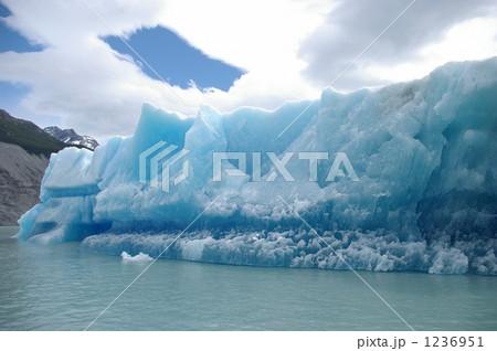 青い氷塊 1236951