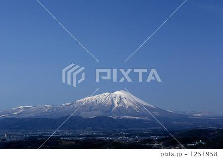 冬の岩手山 1251958