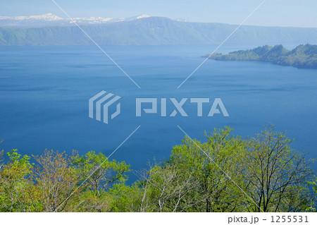 春の十和田湖 1255531