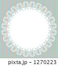 フレーム 枠 装飾のイラスト 1270223