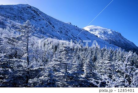 冬の八ヶ岳・天狗岳 1285401