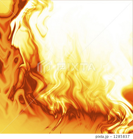 炎 火 クリップアートのイラスト素材 1285837 Pixta