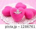 ハートに婚約指輪01 1286761