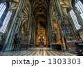 ウィーン シュテファン寺院 1303303