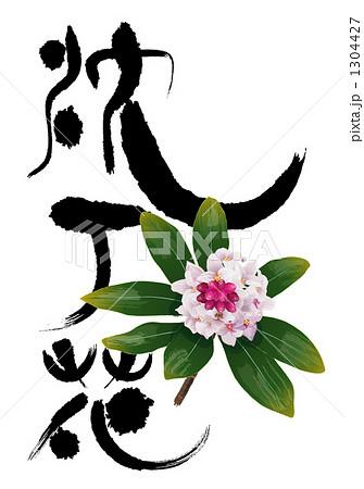 沈丁花のイラスト素材 1304427 Pixta