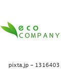 ロゴ エコ 1316403