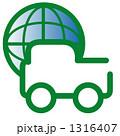 ロゴ エコカー 1316407