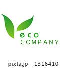 ロゴ エコ 1316410