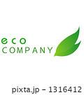 ロゴ エコ 1316412