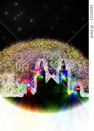 Rainbow Castle. 1320095
