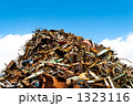 産業廃棄物 鉄くず 廃材の写真 1323116