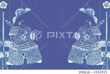 織田信長、藍色でクールに◆本の著作権切れ確認用画像あり 1332915