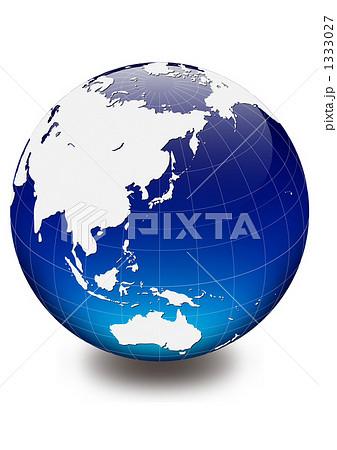 地球儀 1333027