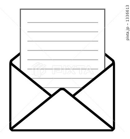 レターのイラスト素材 1336613 Pixta